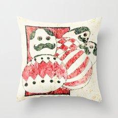 Eranorobot Throw Pillow