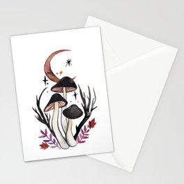 Potion Mushrooms Stationery Cards