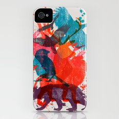 It's A Wild Thing Slim Case iPhone (4, 4s)