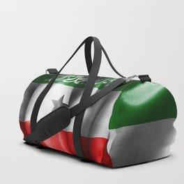 Somaliland Flag Duffle Bag