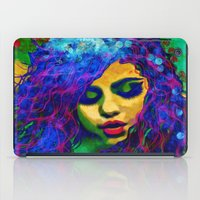 selena iPad Cases featuring Selena (pop) by    Amy Anderson