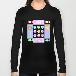 Candy Crazy Long Sleeve T-shirt