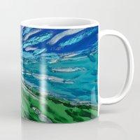 chakra Mugs featuring Chakra Healing by Pixie Willow Art Designs