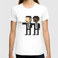 pulp T-shirts featuring Pulp Pixel by william.