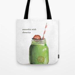 La Cuisine Fusion - Smoothie with Chouriça Tote Bag