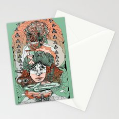 As Predicted Stationery Cards