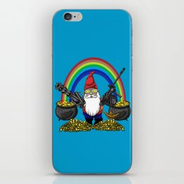 Gnome Guns iPhone Skin