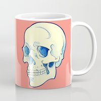 the mortal instruments Mugs featuring Mortal Colors by Tweedles