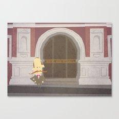Royal Albert Small Canvas Print