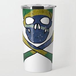 Brasilia Pirate Travel Mug