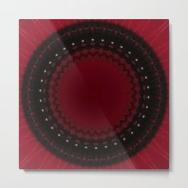 Some Other Mandala 904 Metal Print
