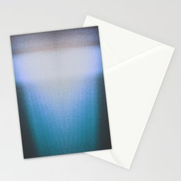 blue ghosts Stationery Cards