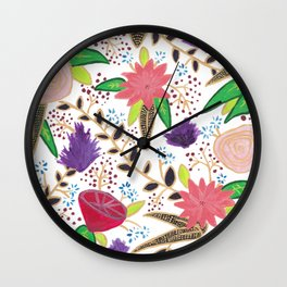 Cover 1 Wall Clock
