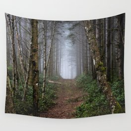Pacific Northwest Trails III - 123/365 Nature Photography Wall Tapestry