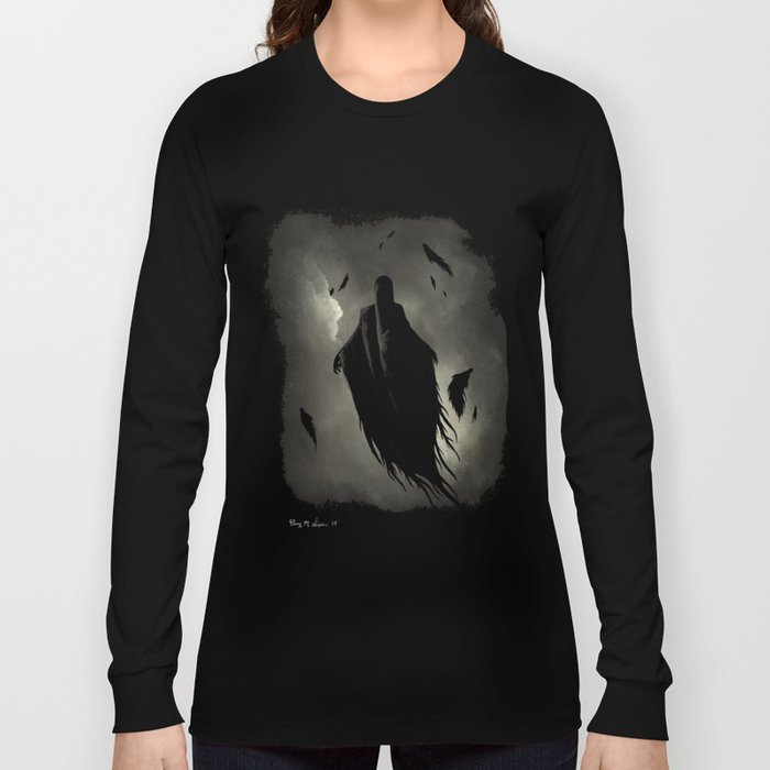 Dementors - HarryPotter | Painting Long Sleeve T-shirt