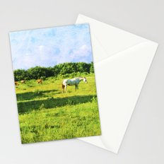 Beyond the Barbed Wire ....  Stationery Cards