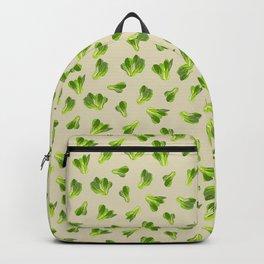 Bok Choy Vegetable Backpack