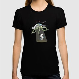 Muso vs Alien T-shirt