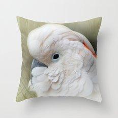 Kakadu Throw Pillow