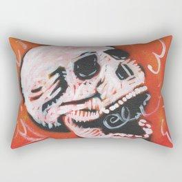 Gunga Skull 01 Rectangular Pillow