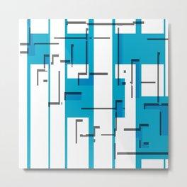 Tobias Rehberger inspired decor Metal Print