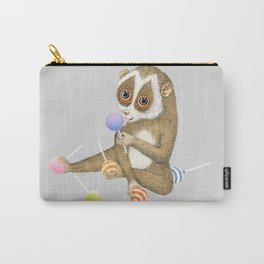 Loris Carry-All Pouch