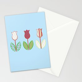 Tulips / 04 Stationery Cards