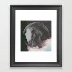 Os Ovni Framed Art Print