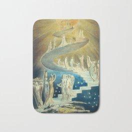 William Blake Jacob's Ladder Bath Mat