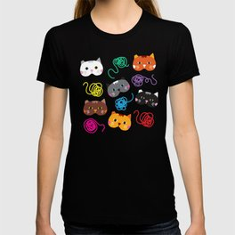 Cats Love String I T-shirt