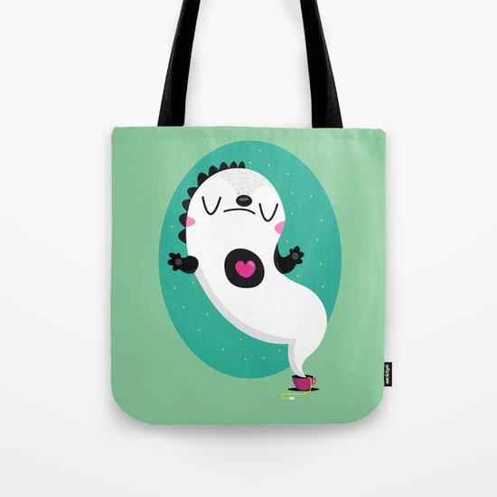 Zen and tea Tote Bag
