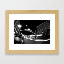 Heart Of The City Framed Art Print