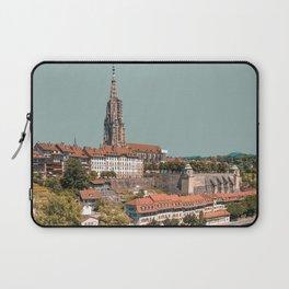 Bern, Switzerland Travel Artwork Laptop Sleeve