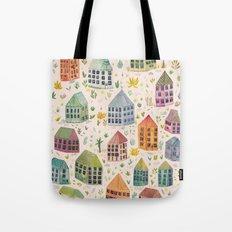 Cactus Town Tote Bag