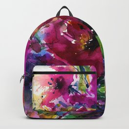 Jubilation by Kathy Morton Stanion Backpack