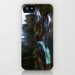 Lucia Falls iPhone Case