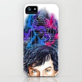 Sherlock Holmes: Mind Palace iPhone Case