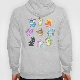 Colorful Evolutions Hoody