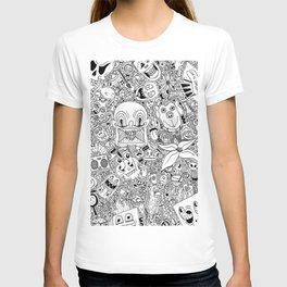 Random Doodles T-shirt