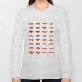 Lips II Long Sleeve T-shirt