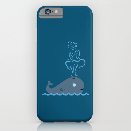 Iconic Whale iPhone & iPod Case