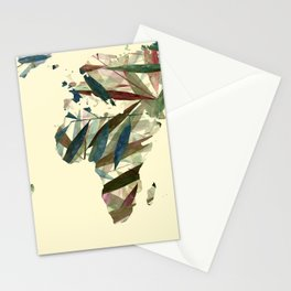 Word Nature Stationery Cards