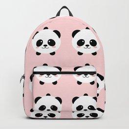 Lovely kawai panda bear Backpack