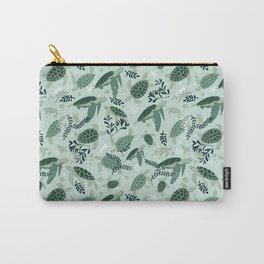 Endangered turtles Carry-All Pouch