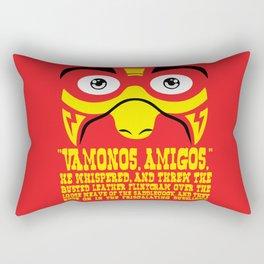 Vamonos Amigos Rectangular Pillow