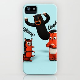 Sniff and Boo iPhone Case