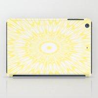 lemon iPad Cases featuring Lemon by SimplyChic