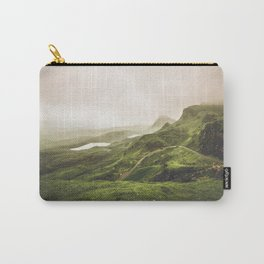 Over the Sea to Skye Carry-All Pouch