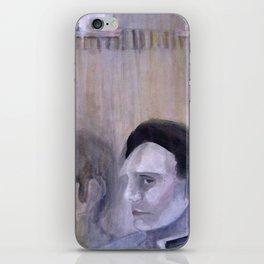 Gray Man iPhone Skin