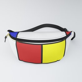 Abstract #756 Fanny Pack